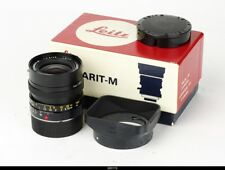 Lens Leitz  Canada Elmarit  M  2,8/28mm  11804 Mint Box for Leica M