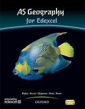 AS Geography for Edexcel Student Book: Students' Book by Russell Chapman, Bob...