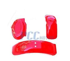 For Mini Trail Z50 Z50A Z50J Z50R Plastic Fender Front Rear Wheel Battery Cover