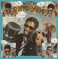 Bootsy Collins Ultra Wave Cd 1980 Warner Bros. Records Inc.