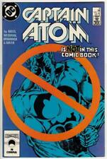 a3 - Captain Atom #10 - 1987 - DC
