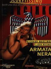 ARMATA NERA  MARCINKO RICHARD - WEISMAN JOHN MONDADORI 2000 SEGRETISSIMO