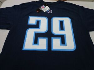 Tennessee Titans DeMarco Murray NFL Team Apparel  Majestic T Shirt  Large  New