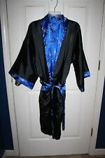 Robe from Hong Kong bought in 1996 Dragon design double sided EUC Barely worn