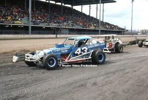 Bill Brooking at Syracuse Super Dirt Week Photo