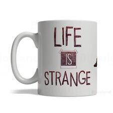 BijouLand-Life is Strange, Ceramic Coffee Mug, 11-ounce, White, LIMITED EDITION