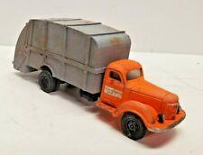HO Scale 1/87 Custom Weathered & Detailed Vintage Garbage Truck
