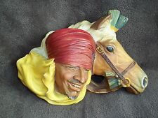 """BOSSONS WALL ORNAMENT  """"LORDS OF THE DESERT"""" 1962"""