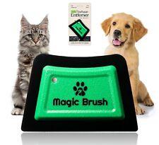 Tierhaarentferner Magic Brush Tierhaarbürste Wunderbürste Fusselbürste Tierhaare