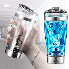 USB Rechargeable Vortex Mixer Electric Blender Protein Shaker Bottle Mixing Cup