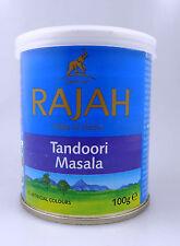 Rajah Tandoori Masala Spice Powder Mix 3.5oz/100g Can USA SELLER FAST SHIPPING