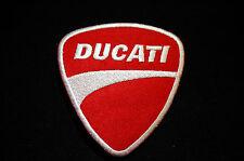 Ducati - Iron/Sew on Biker Patch No632