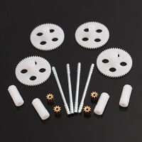 RC Quadcopter Drone Spare Parts Motor Gear & Main Gears Set For Syma X5 X5C X5SC