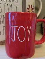 Rae Dunn Red Joy Christmas Mug *FREE SHIPPING*
