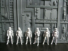 Star Wars Award Winning Custom Cast Huge Space Wall Panel Diorama Free Shipping