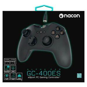 CONTROLLER PC PRO GAMER NACON PC GC-400ES ALPHA PAD Gamepad Interactive