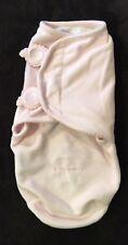 Kiddopotamus Baby Swaddle Blanket Pink Size Small