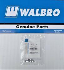10 Pack Genuine OEM  Walbro 88-171-8 Carburetor Welch Plug