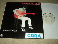 "@ RAPHAEL FAYS 33 TOURS LP 12 "" BELGIUM SWING GUITAR LIVE *JAZZ"