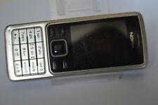 Nokia 6300 silver (Unlocked) Mobile Phone