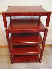Audio Elegance James River Collection 5 Tier equipment rack