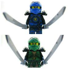 Awesome LEGO Ninjago LOT Lloyd & Jay Minifig Hands of Time - Dawn of Iron Doom