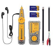Tacklife Ct01 Détecteur Testeur de Câbles Rj45 Rj11 pour Câble R&