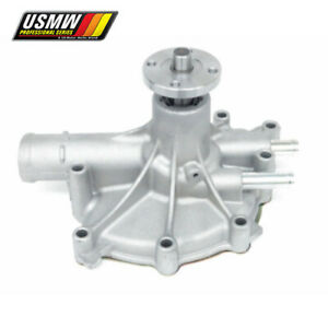 Water Pump For Ford F100 F150 F250 Mustang EFI Windsor V8 302 351 Alloy US4038