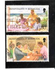 Bermuda Hospitalidad Valores del año 1998 (BW-480)