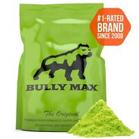 Bully Max #1-RATED Muscle Builder for Dogs — 5X MORE EFFECTIVE than other brands