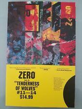 ZERO Vol 3 TENDERNESS OF WOLVES TPB 2015 IMAGE COMICS BRAND NEW UNREAD