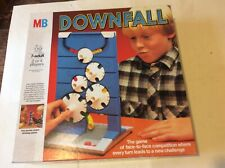"VINTAGE BIG BOXED "" DOWNFALL "" GAME DATED 1977 MB GAMES"