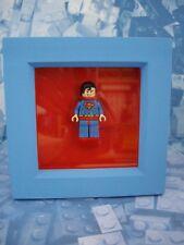 Lego - DC Superheros - Superman - The Man of Steel - Minifigure Frame