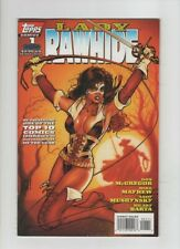 LADY RAWHIDE #1 NM, beautiful sexy Adam Hughes cover, Topps 1995, low cost