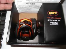 Lew's Mach Crush Speed Spool SLP 7.5:1MC1SH Baitcasting Reel - Right Hand