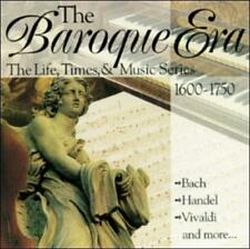 The Baroque Era the Life,times,&music Series 1600-1750 by Vivaldi; Handel