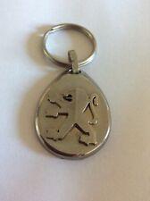 Porte clefs Peugeot Logo Lion- garage- voiture- vintage- keychain-