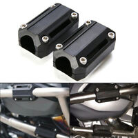 4Pcs 25mm Motorcycle Engine Protection Guard Bumper Decor Block For BMW R1200GS