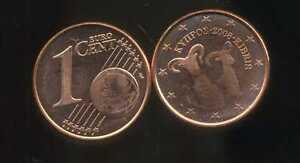 CHYPRE     1 cent  2008  SPL  neuve  ( sortie du rouleau )
