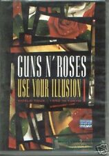 DVD GUNS N' ROSES USE YOUR ILLUSION I LIVE SEALED AND 1