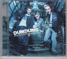 (DY933) Dumdums, You Do Something To Me - 2000 CD