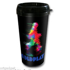 COLDPLAY FUZZYMAN TAZZA DA VIAGGIO OFFICIAL TRAVEL MUG COLDTRAVMUG01