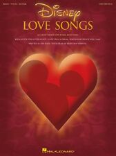 Disney Love Songs Learn to Play POP PIANO Guitar PVG Music Book