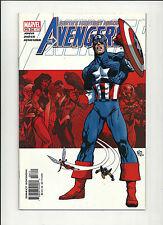 Avengers #473 NM