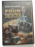 The Four Deuces (DVD, 2004, Slim case) Jack Palance~BRAND NEW & SEALED