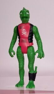 Vintage Action Force Red Shadow Kraken Palitoy Figure