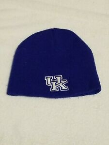 University Of Kentucky UK Wildcats NCAA Blue Beanie Toboggan Youth