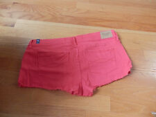 NWT Abercrombie & Fitch Casey Shorts  Size 8 Pink by Hollister