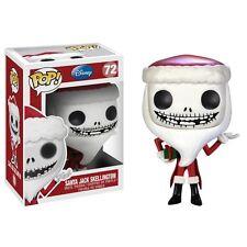 Jack Skellington Funko Pop Santa Jack Pop Figure Nightmare Before Christmas NEW