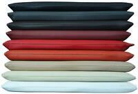 Bankauflage Bankissen 40cm und  45cm tief Auflage Bank 9 Farben rutschfest Skai